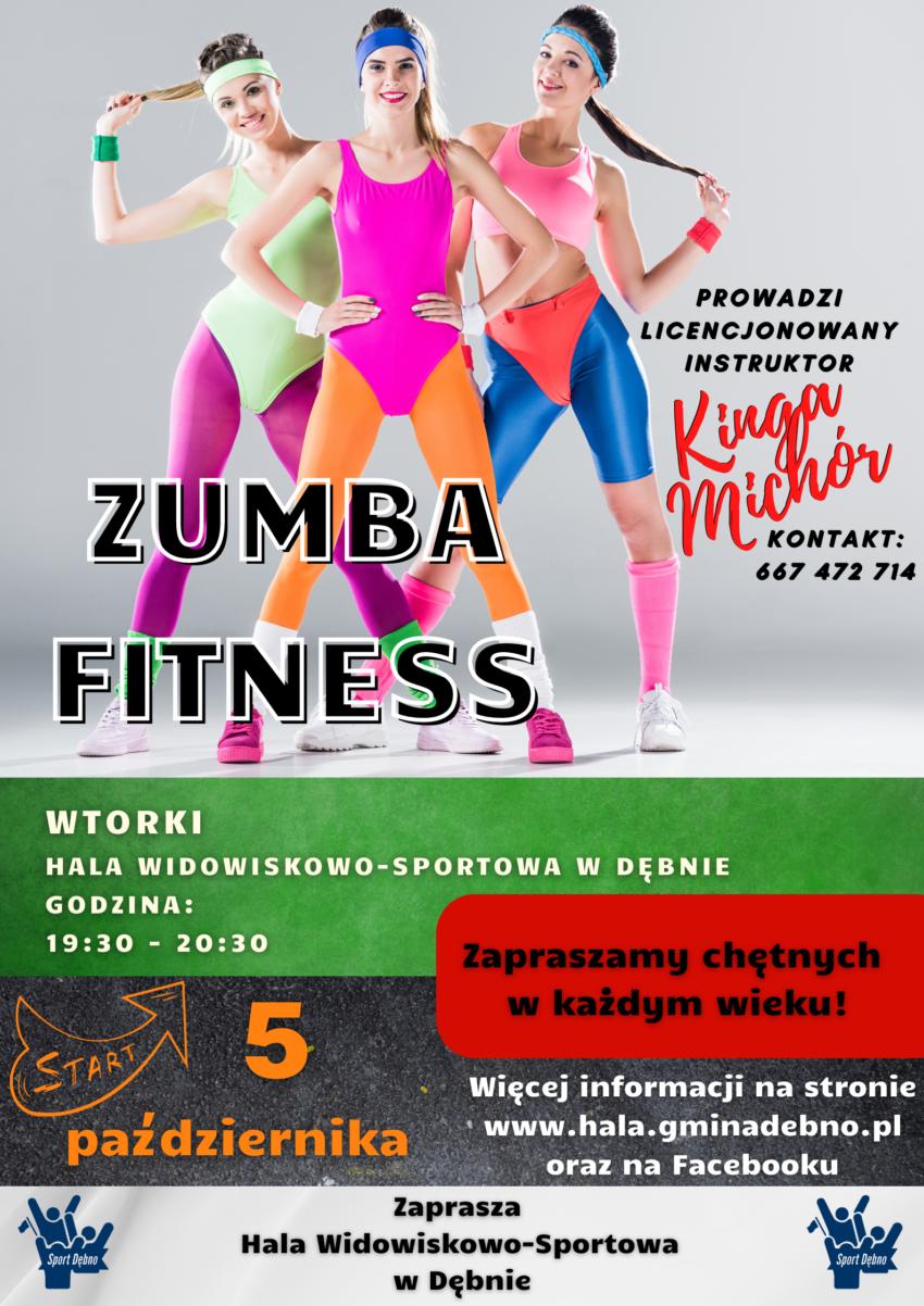 Zumba fitness na hali!